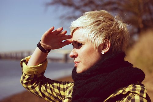 Swell 1000 Images About Hair And On Pinterest Pixie Cuts My Hair Hairstyles For Men Maxibearus