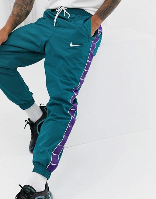 jogging nike logo bande