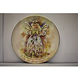 The Charm Gatherer Faerie Poppets Plate by Christine Haworth