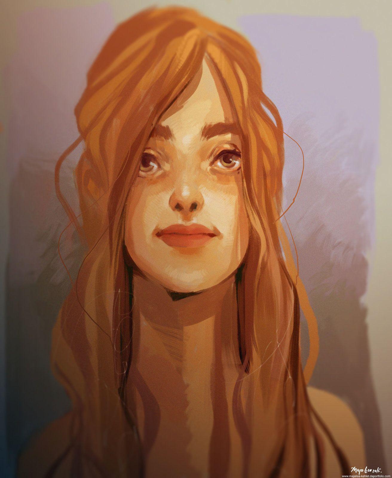 Sunface , Maja-Lisa Kehlet on ArtStation at https://www.artstation.com/artwork/1NzN3