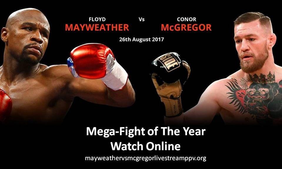 Mcgregor Vs Mayweather Sky