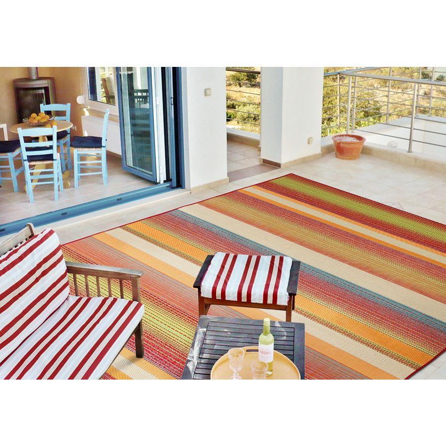 $118 - Lowes...Shop Carpet Art Deco Sunshine Multicolor Rectangular ...