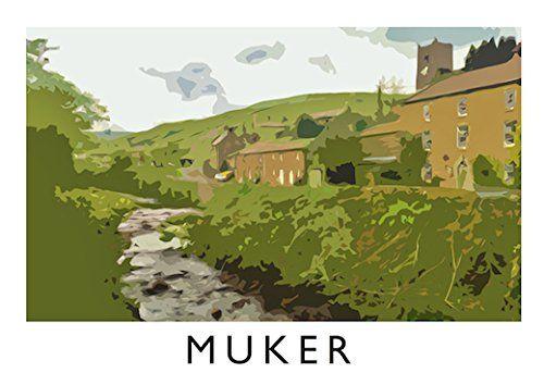 Muker Art Print (A3) Chequered Chicken http://www.amazon.co.uk/dp/B00P2U5ZNU/ref=cm_sw_r_pi_dp_pW-uub024GNDK