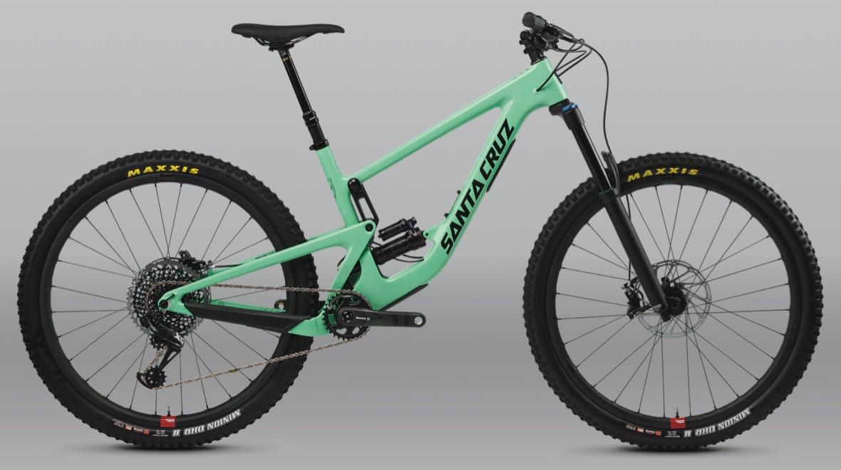 Santa Cruz Megatower Big Wheels Making Enduro Great Again