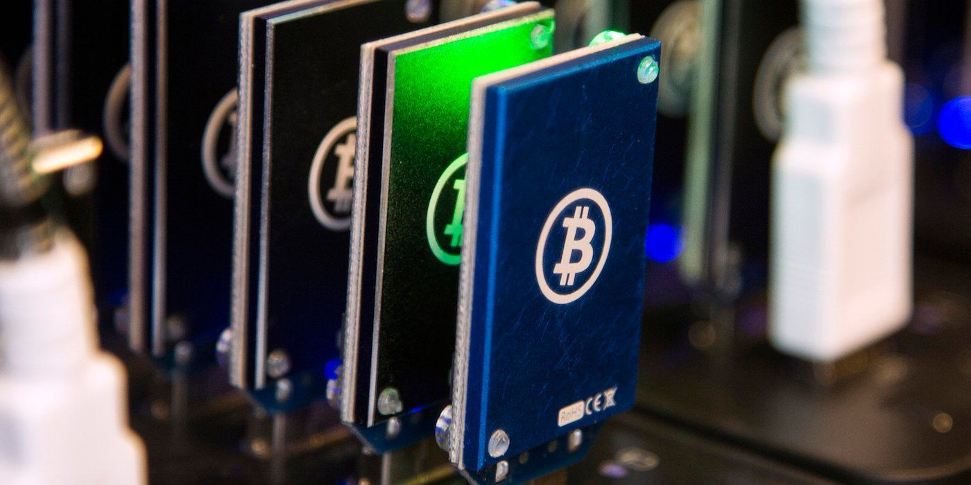 Canada could the world's bitcoin mining capital as