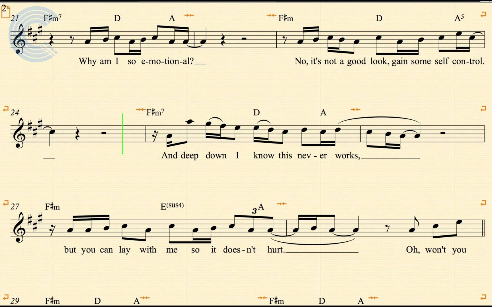 Alto Sax Stay With Me Sam Smith Sheet Music Chords