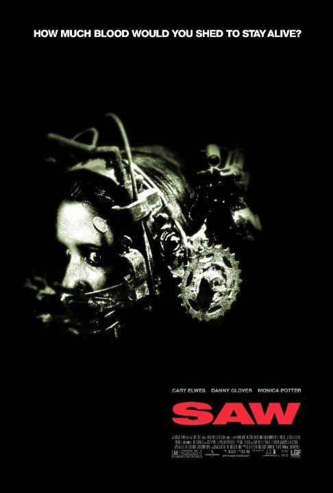 El Senor De Los Bloguinos Saw 2004 De James Wan Peliculas De Terror Peliculas De 2000 Pelicula De Horror