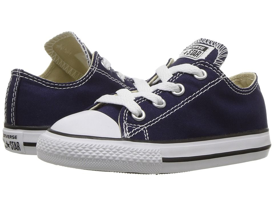 825dd7969d76 Converse Kids Chuck Taylor All Star Ox (Infant Toddler) Kids Shoes ...