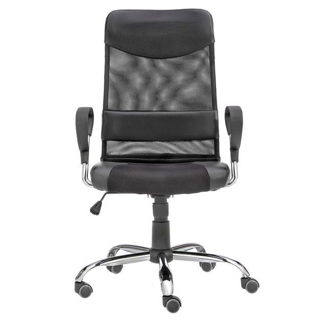 Silla de oficina ergonómica y con ruedas Dupont | silla oficina ...