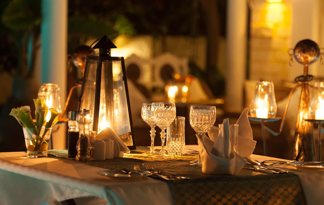 luxury boutique hotel candle light dinner romantic dinner real rh pinterest com