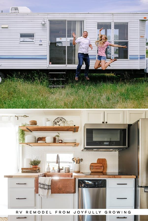Photo of This RV remodel from will leave you speechless!