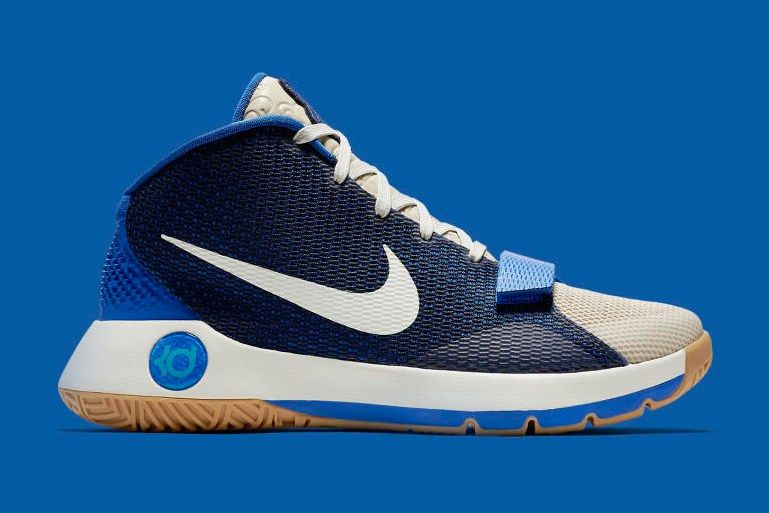 cheaper a75f9 b1453 ... Shoe. daily dose of sneakers. Nike Unveils a Gum-Soled KD Trey 5 III