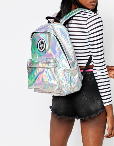 special sales save off size 7 hype-holographic-backpack in 2019 | Backpacks, Fashion, Best ...
