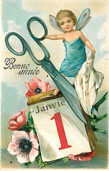 Bonne Année ! Happy New Year !