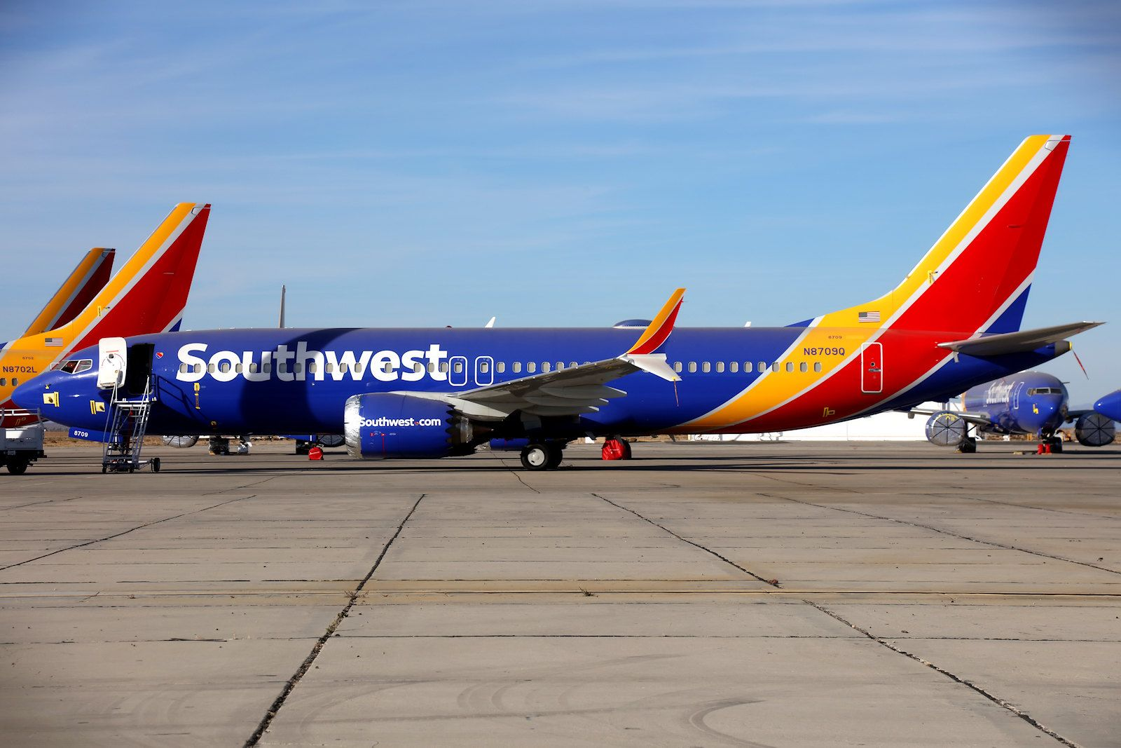 Southwest Airlines in 2020 Boeing, Southwest airlines