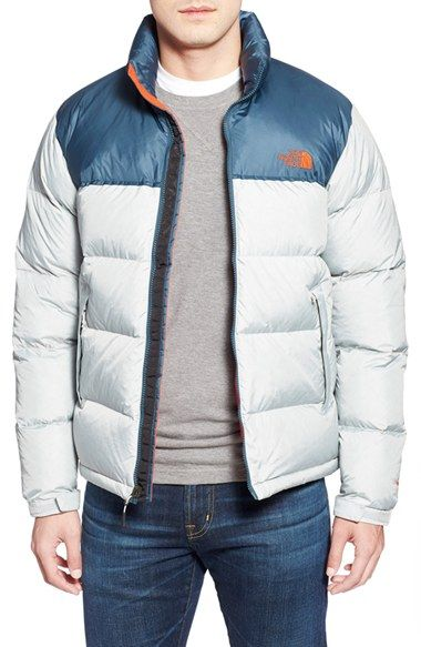 38c39ce51 The North Face 'Nuptse' Packable Quilted Goose Down Jacket available ...