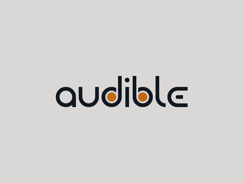 Audible Audible Company Logo Tech Company Logos