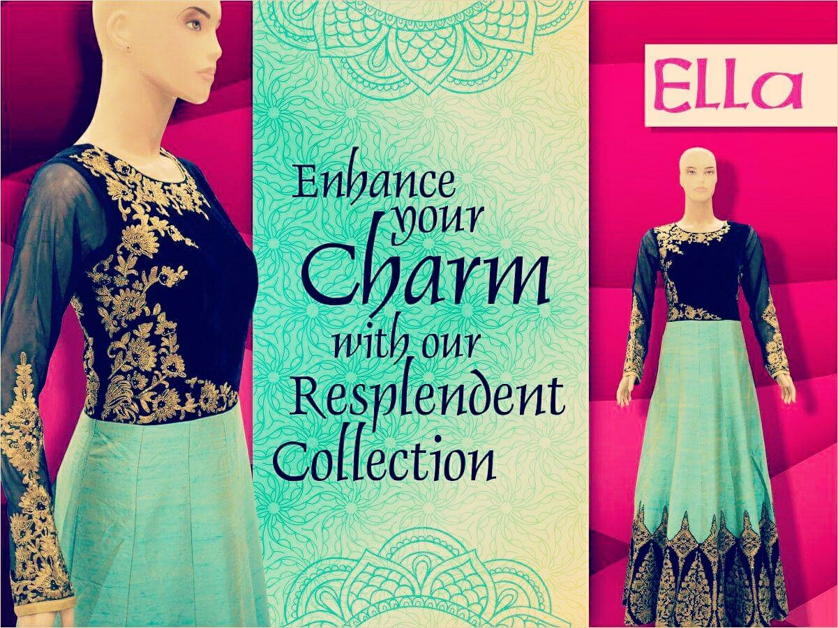 ella #bridal #anarkali #designercollection #onlybrides #bridestobe ...