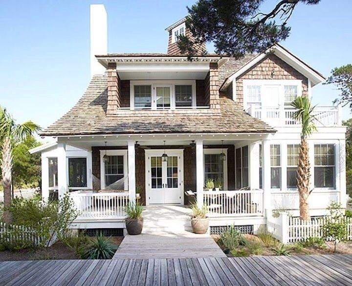 Beach House Design that I love Pinterest House