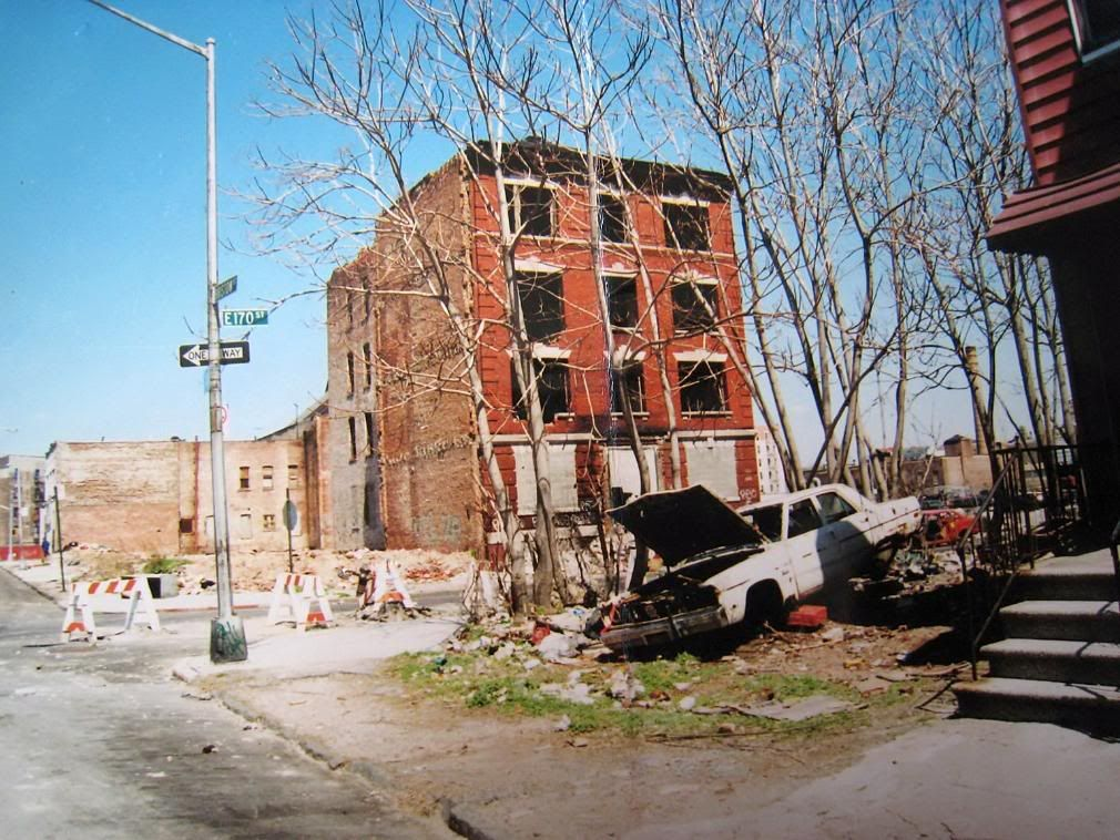South Bronx - 1980s/early 90s - SkyscraperPage Forum