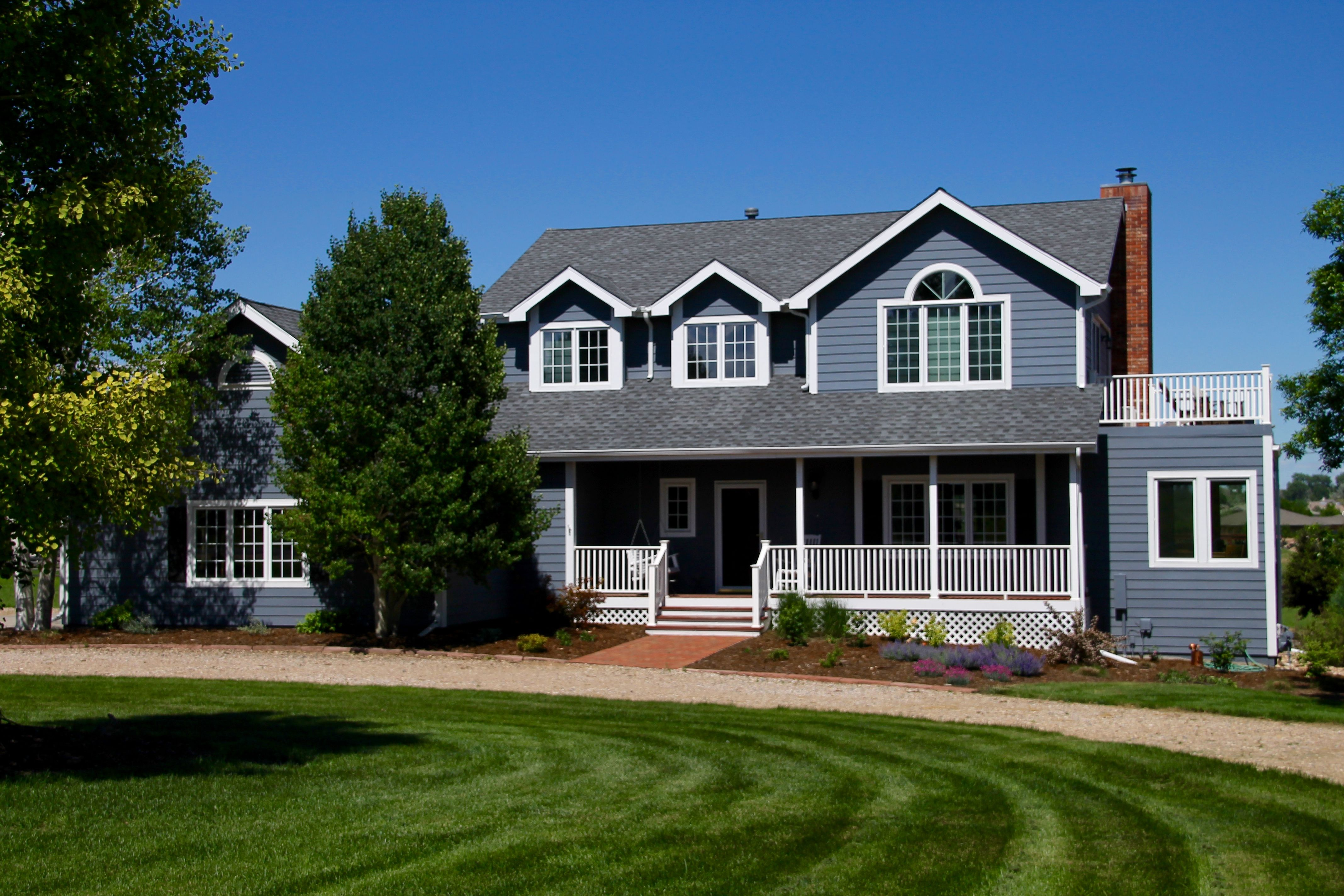 Best This Beautiful Home In North Fort Collins Was Roofed With 640 x 480