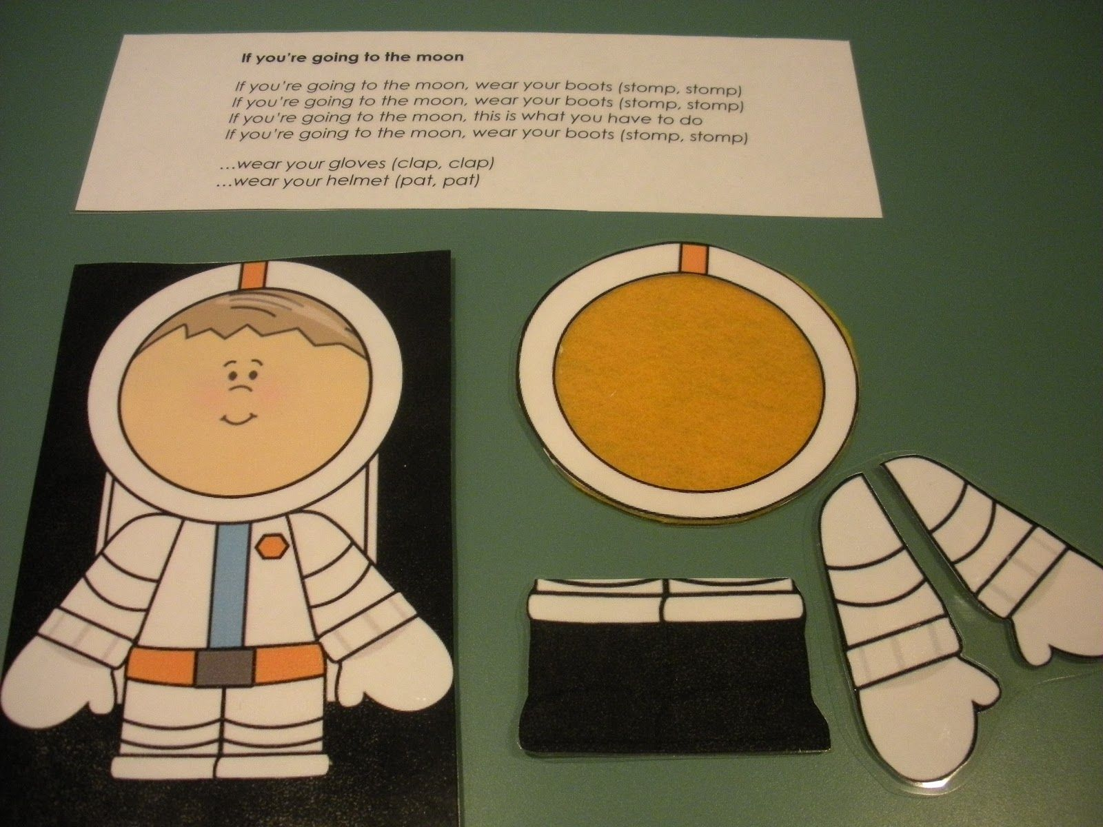 Clip Art Astronaut Helmet Template