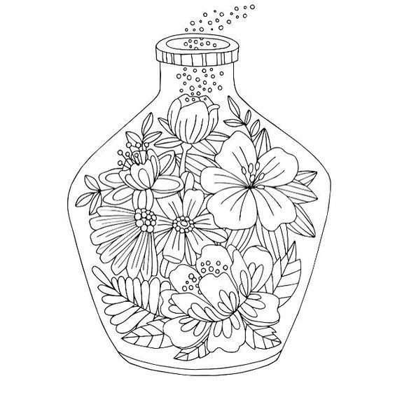 Rasteniya 537 Fotografij Coloring Pages Pattern Coloring Pages Flower Drawing