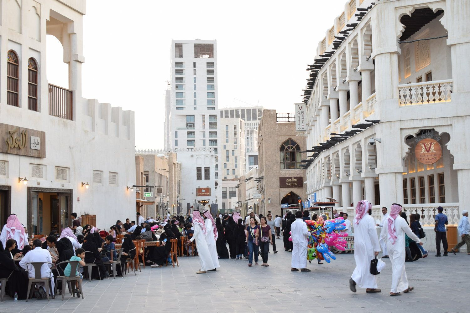 Aug 10 First time in Doha? 5 things you should do on your trip