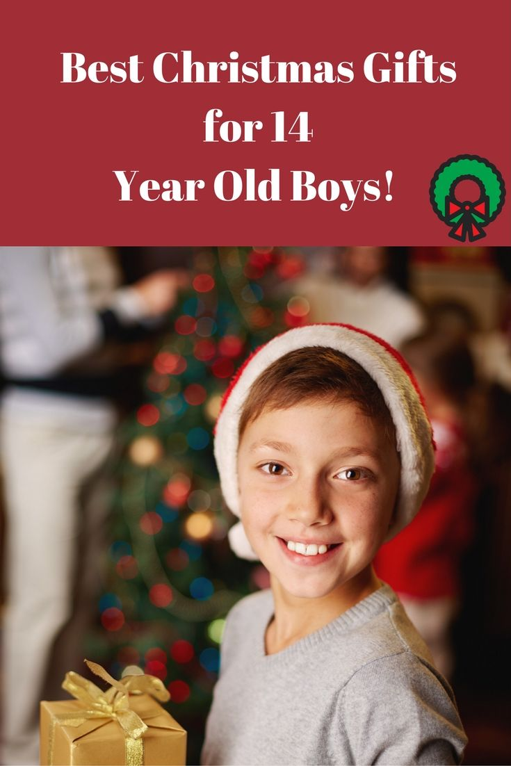 Best ideas for gifts 14 year old boys will love