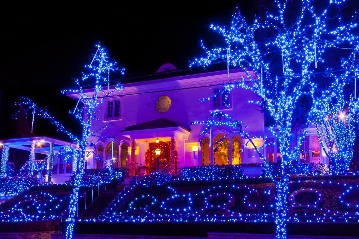 29 Types of Outdoor Christmas Lights for Your House (2020