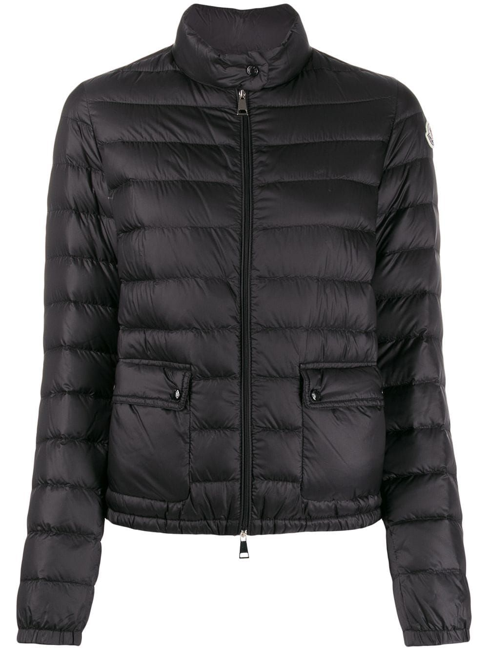 Moncler Fitted Padded Jacket Farfetch Moncler, Padded