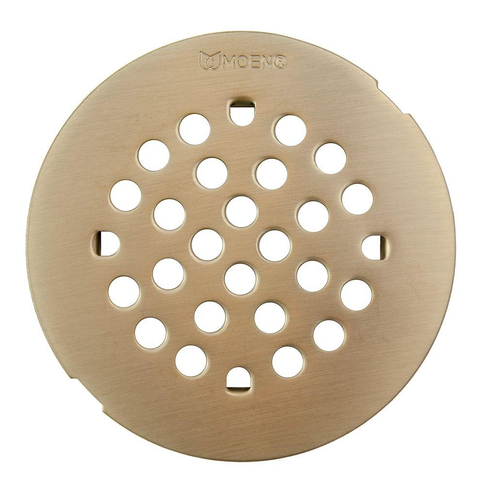 Moen 4 1 4 In Tub And Shower Drain Cover For 3 In Opening In