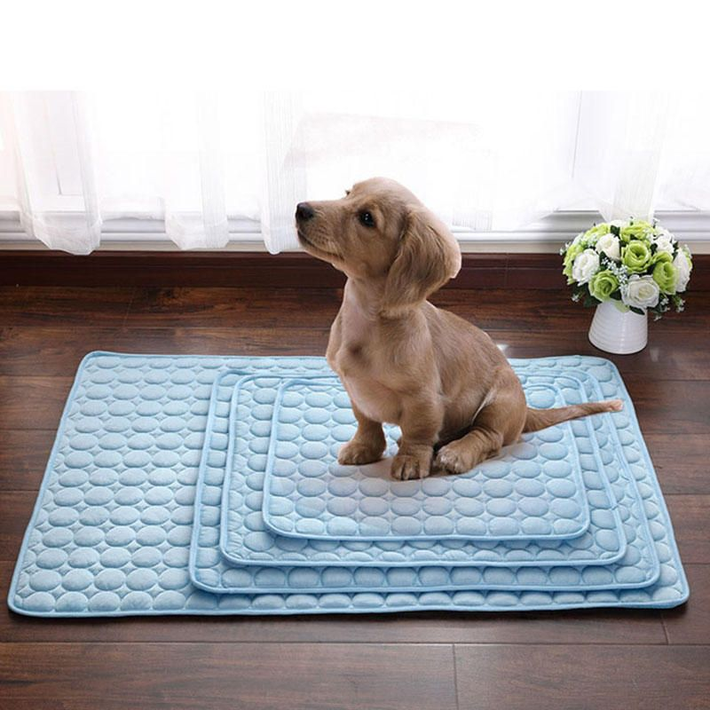 Us 12 12 Summer Ice Pad Pet Dog Kitty Cooling Bed Ice Pad Cushion