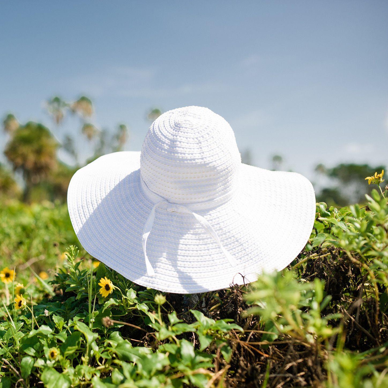 99f22fc25 Sunny Day White Hat