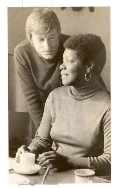 Paul Du Feu and Maya Angelou Married from Jan 18, 1974
