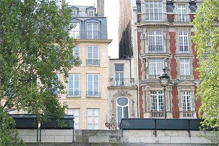 Amazing La Plus Petite Maison De Paris The Smallest House In Paris Download Free Architecture Designs Terstmadebymaigaardcom