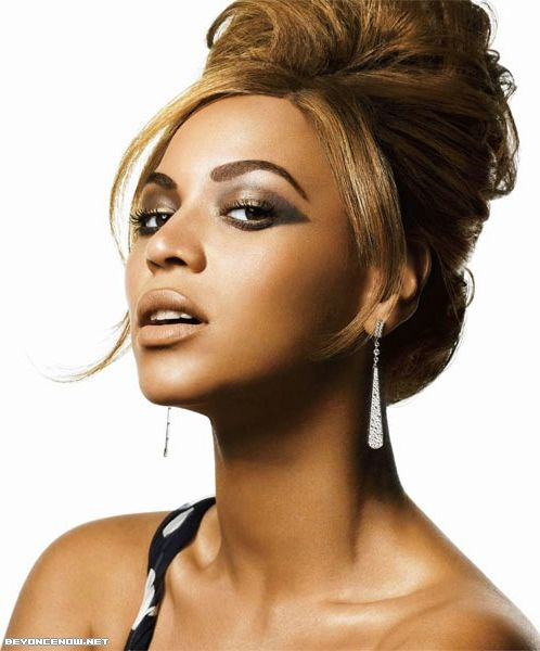 beyonce beehive hairstyle front view | Beehive hairstyle