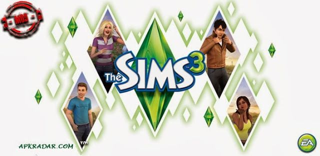 The Sims 3 1 5 18 [EA Game Box Ed] APK Download Free