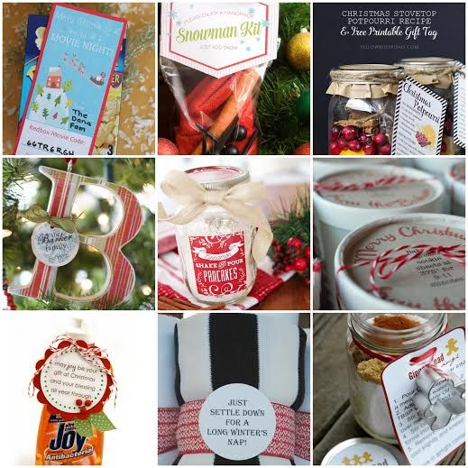 Christmas Neighborhood Gift Ideas Neighbor Christmas Gifts Diy