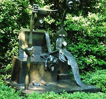 2908b514dd559b406cbcbe353e79c20b - Donald M Kendall Sculpture Gardens At Pepsico