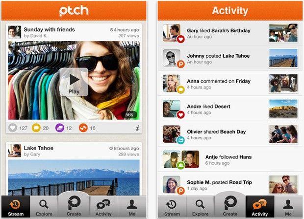 Aplicativo Lancado Nos Eua Funciona Como Instagram Para Videos