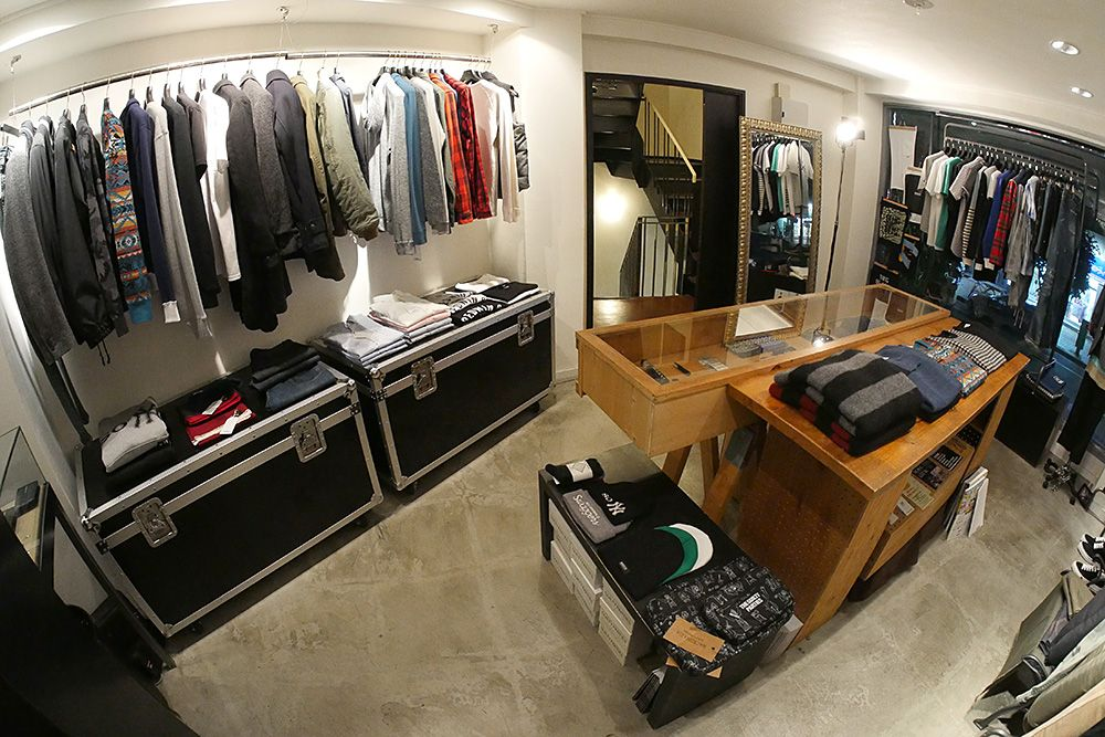 A LOOK INTO SHACKMAN, AN INDEPENDENT BOUTIQUE IN KOBE, JAPAN | The ...