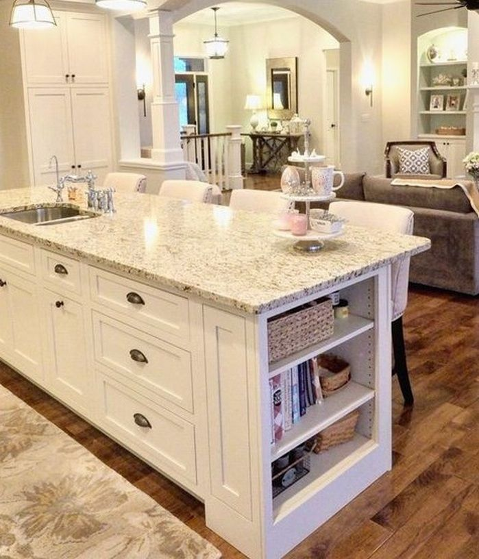 Kitchen Island Design Ideas_16 Kitchen Design Ideas Pinterest