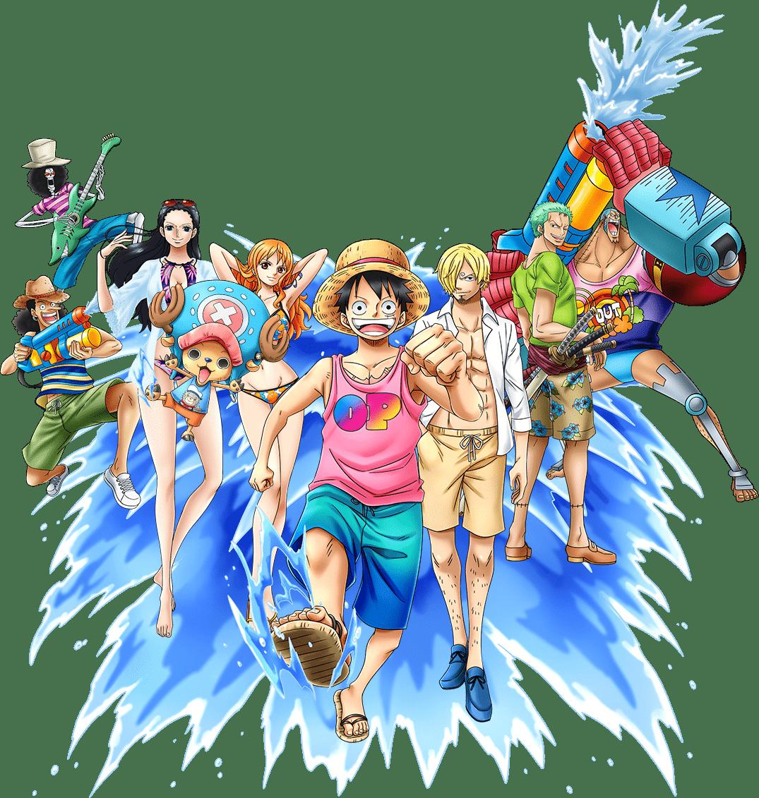Straw Hat Pirates By Bodskih One Piece Anime One Piece Pictures One Piece Crew