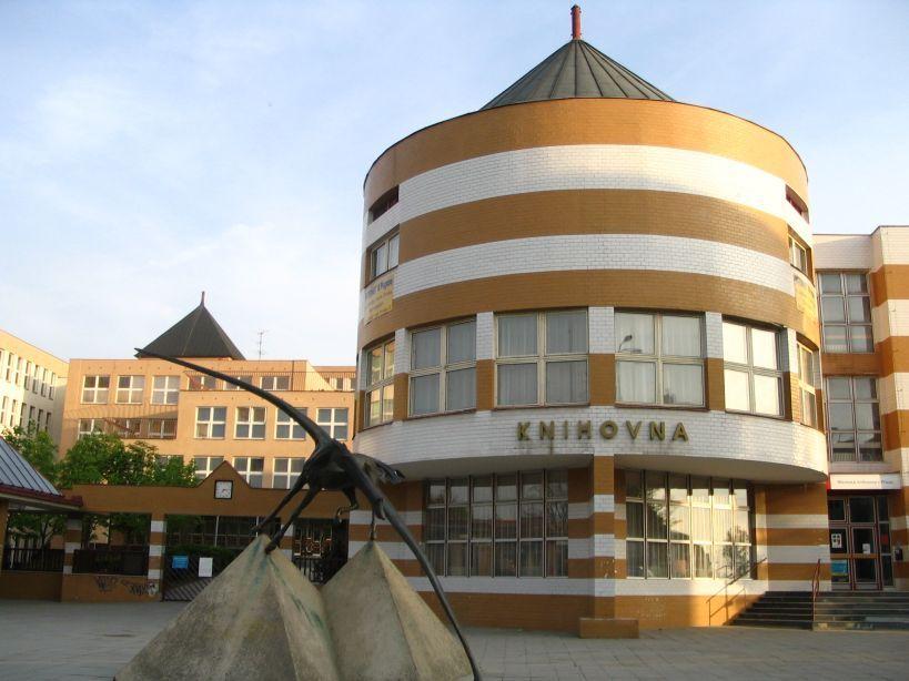 En Barrandov fue una biblioteca.