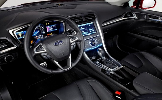 2018 Ford Mondeo Interior Garage Autos Carritos