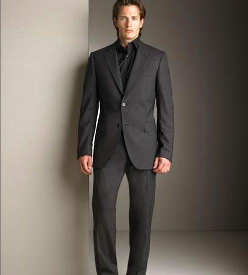 elegant Armani men suits design