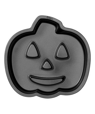Another great find on #zulily! Fluted Jack-o'-Lantern Cake Pan #zulilyfinds