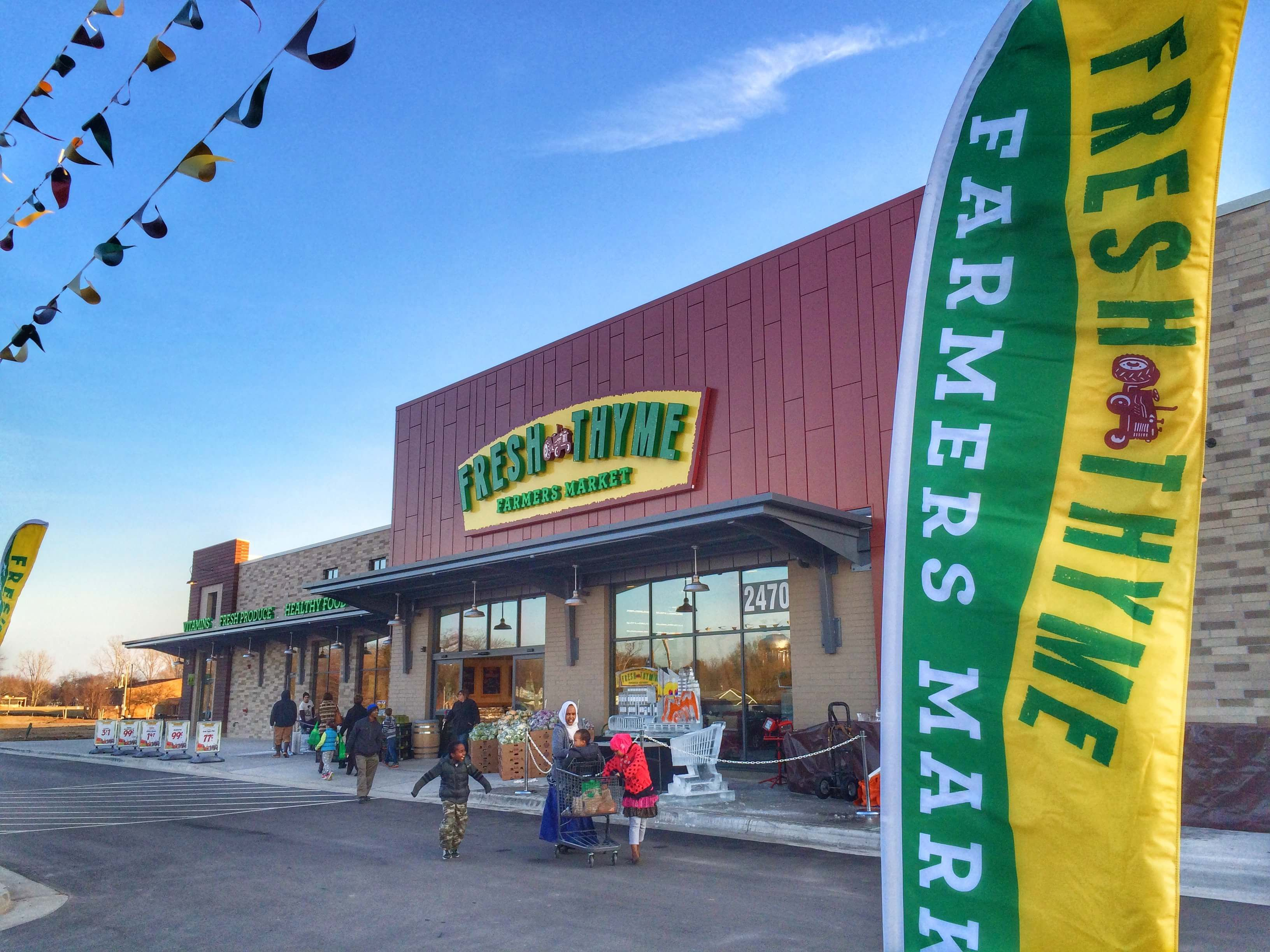 Fresh Thyme Grand Rapids NOW OPEN Fresh thyme, Thyme