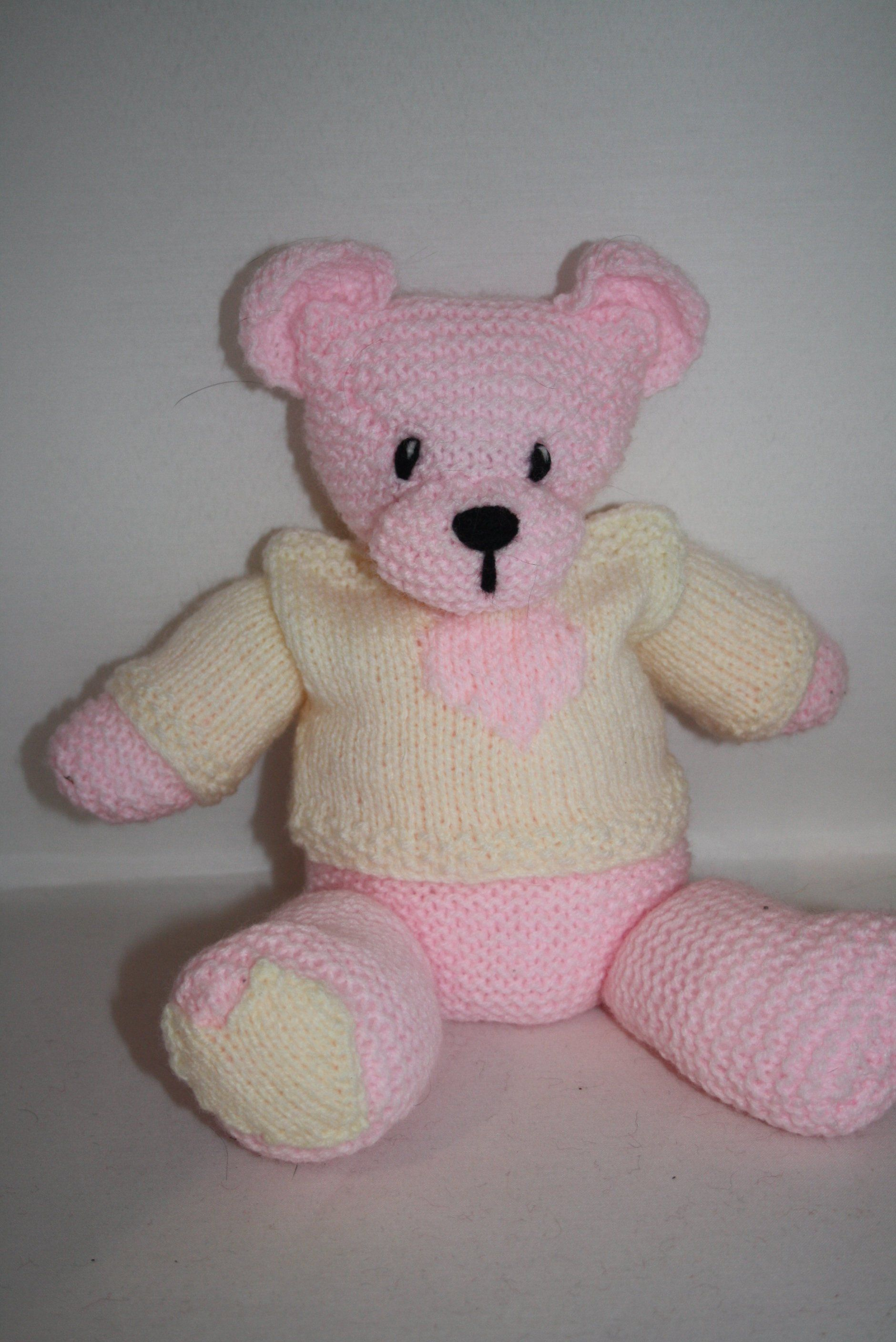recycled bear unique kids gift child gift handmade teddy sweater bear baby gift Stuffed Bear stuffed bear handmade bear baby gift